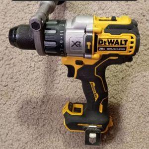 DeWalt Hammer Drill Brushless Power Detect Dcd998 for Sale in Kent, WA