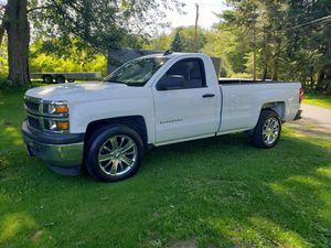 2015 Chevy Silverado auto 8ft bed work truck. for Sale in Indian Island, ME