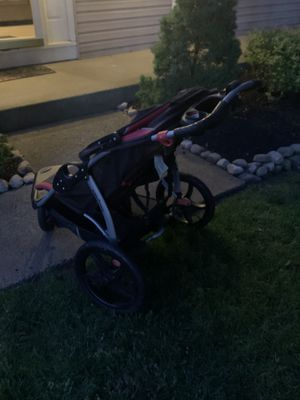 Baby Trend Double Jogging Stroller for Sale in Haddon Township, NJ