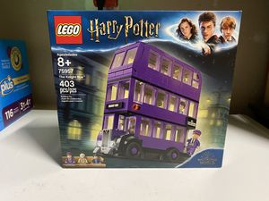 LEGO Harry Potters Knight Bus 75957 - New - Factory sealed! for Sale in Olympia, WA