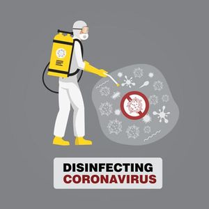 COVID-19 Disinfecting/ Sanitation for Sale in Los Angeles, CA