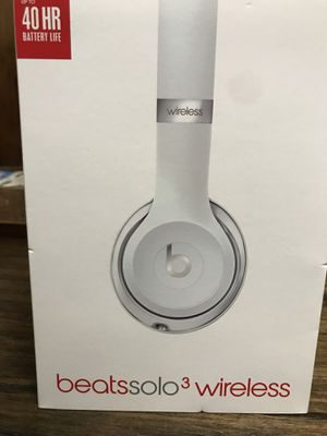Beats Solo3 Wireless Headphones for Sale in Saint Paul, MN