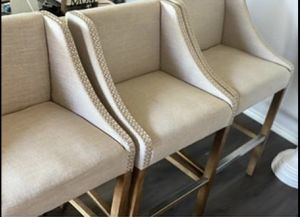Beige Barstools for Sale in Saginaw, TX