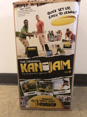 Kan Jam for Sale in Lynnwood, WA