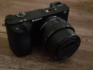 Sony a6300 Camera 4K Video! for Sale in Los Angeles, CA