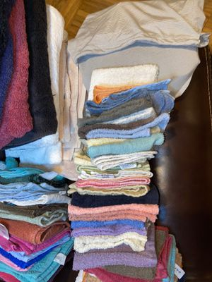 Clean Wash Cloths and Bath Towels for Sale in Asbury Park, NJ