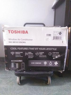 """Toshiba """"Smart"""" Window Air Conditioner for Sale in Milton, WA"""