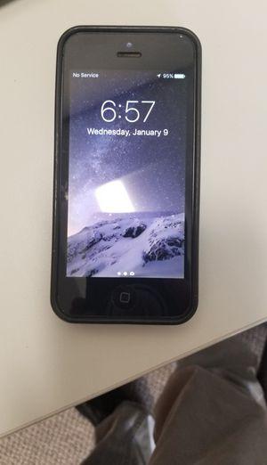 iPhone 5 16gb for Sale in Salt Lake City, UT