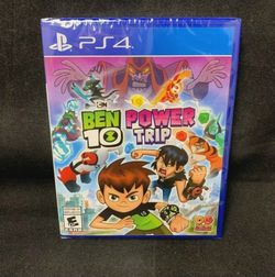 Ben 10 Power Trip for Sale in Queens,  NY