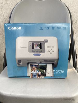 Canon Selphy CP720 for Sale in Fontana, CA