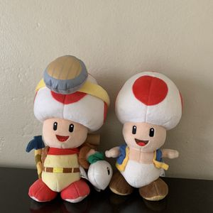 Toad Plushie for Sale in Long Beach, CA