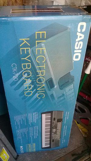 Casio keyboard for Sale in Lynnwood, WA