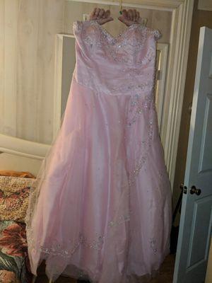 Plus size prom dress for Sale in Smyrna, DE