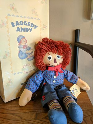 Raggedy Andy Doll for Sale in Seminole, FL