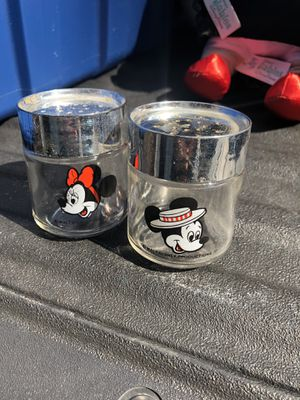 Disney salt and pepper for Sale in Bolingbrook, IL