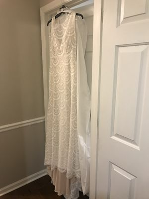Allure bridal wedding dress Style: F111-fern for Sale in Raleigh, NC