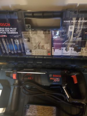 Bosch 1 in sds plus Rotary Hammer for Sale in Kent, WA