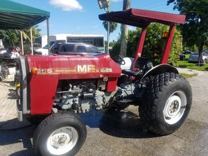 Massey Ferguson farm tractor MF 255 diesel 3-point PTO hitch runs great for Sale in Southwest Ranches, FL