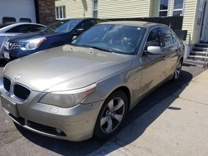 06 BMW 5 Series for Sale in Everett, MA