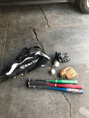 Baseball equipment for Sale in Redwood City, CA
