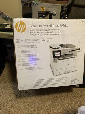 HP laser jet pro M428fdw for Sale in Mobile, AL
