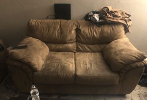 Couch and Recliner for Sale in Houston, TX