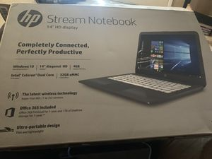 Hp laptop 10/10 for Sale in Fontana, CA