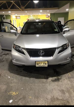 2012 Lexus RX350 Sliver (69,000 miles) for Sale in Clifton, NJ