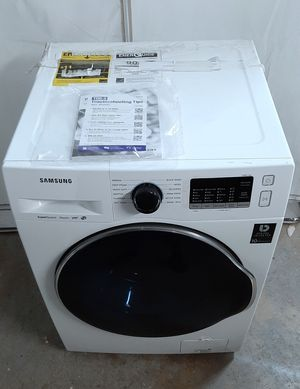 Washer Samsung 24inches NEW NEVER USED (FREE DELIVERY & INSTALLATION) for Sale in Hialeah, FL