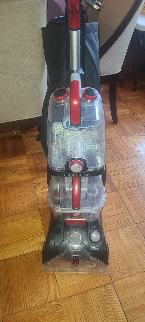 vacuum cleaner and carpet washers