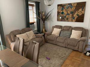 Set of couch for Sale in The Bronx, NY