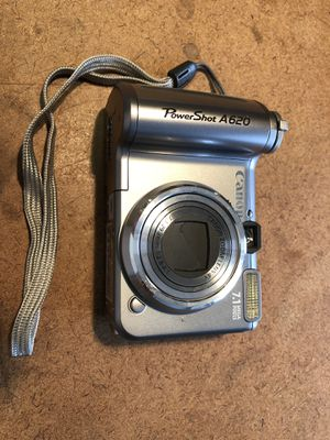 Canon PowerShot A620 Digital Camera for Sale in Dillsburg, PA