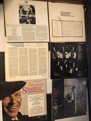 Frank Sinatra record bundle for Sale in Lincoln Park, MI
