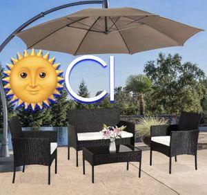 Brand New! Nuevo! Patio Outdoor Balcony Furniture Set for Sale in Orlando, FL