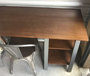 Desk with chair for Sale in Denver, CO