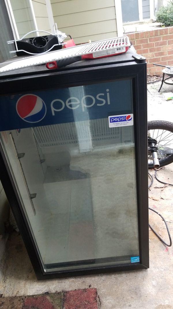 Pespi g-3 counter top cooler