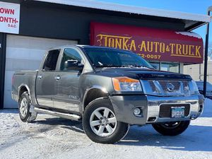 2010 Nissan Titan for Sale in Mound, MN