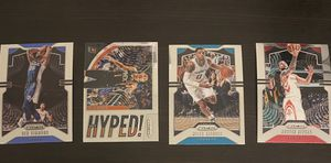 Prizm 2019 ~ Ben simmons,Booker,Bridges,Rivers for Sale in St. Louis, MO