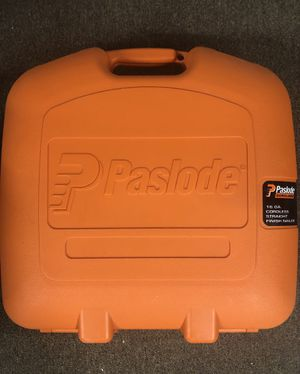 PASLODE FRAMING NAIL GUN for Sale in Port Washington, NY