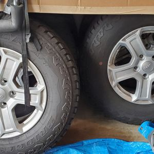 2020 Stock Jeep Wheels for Sale in Mount Laurel Township, NJ