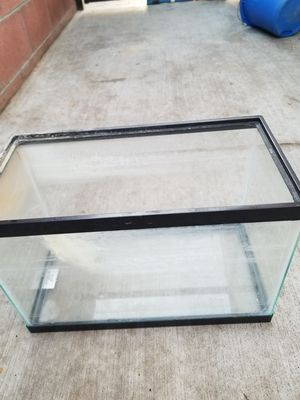 $5 small used fish tank $5 for Sale in Carson, CA