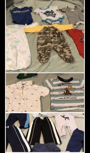 Gently Used Baby (boy) Clothes for Sale in Brevard, NC
