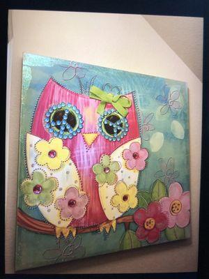New owl portrait for Sale in Las Vegas, NV