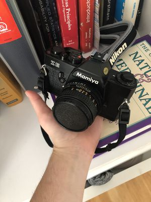 Mamiya ZE professional film camera for Sale in Silver Spring, MD