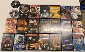 PS2 games PlayStation 2 for Sale in Bakersfield, CA