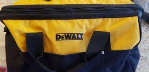 Dewalt bag for Sale in Homestead, FL