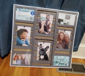 Collage picture frame for Sale in Springfield, MA