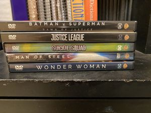 Dc movies , Superman , Batman , Wonder Woman, super hero's for Sale in Los Angeles, CA