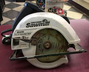 "CRAFTSMAN 7-1/4"" CIRCULAR SAW SKILSAW for Sale in Columbus, OH"