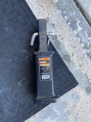 Trailer hitch adapter for Sale in Temecula, CA